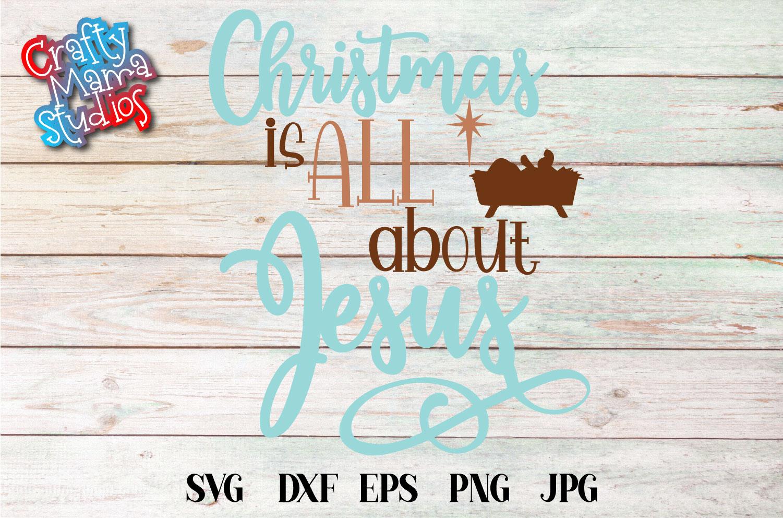 Jesus Christmas Bundle, Christian Christmas Sublimation example image 5