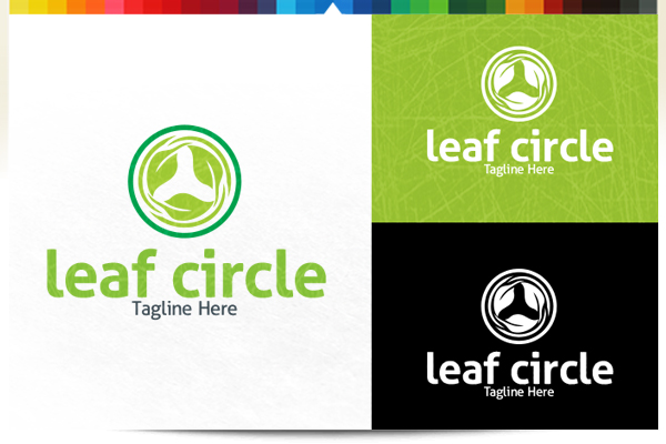 Leaf Circle example image 2
