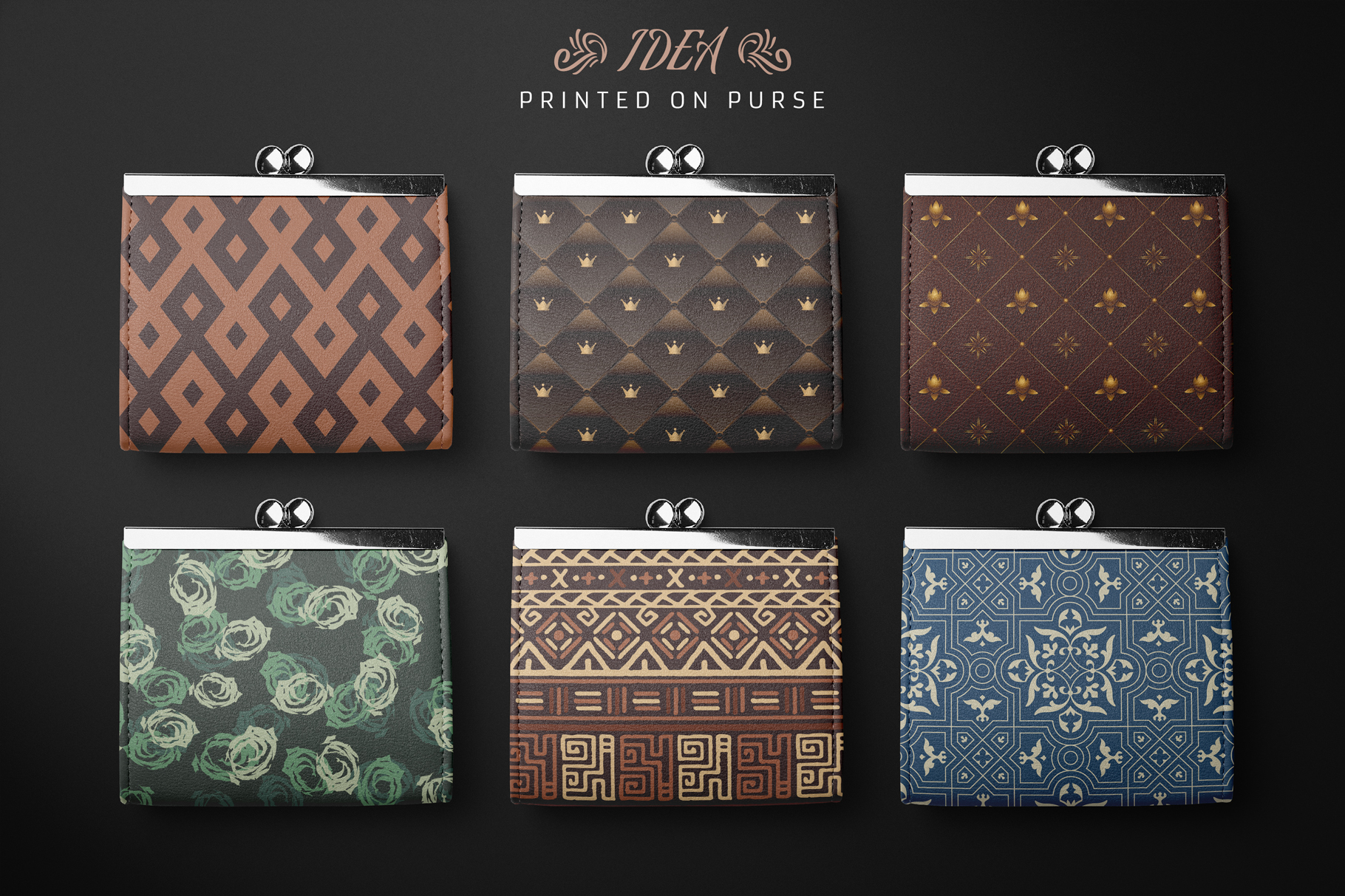 100 Seamless Patterns Vol.2 example image 4