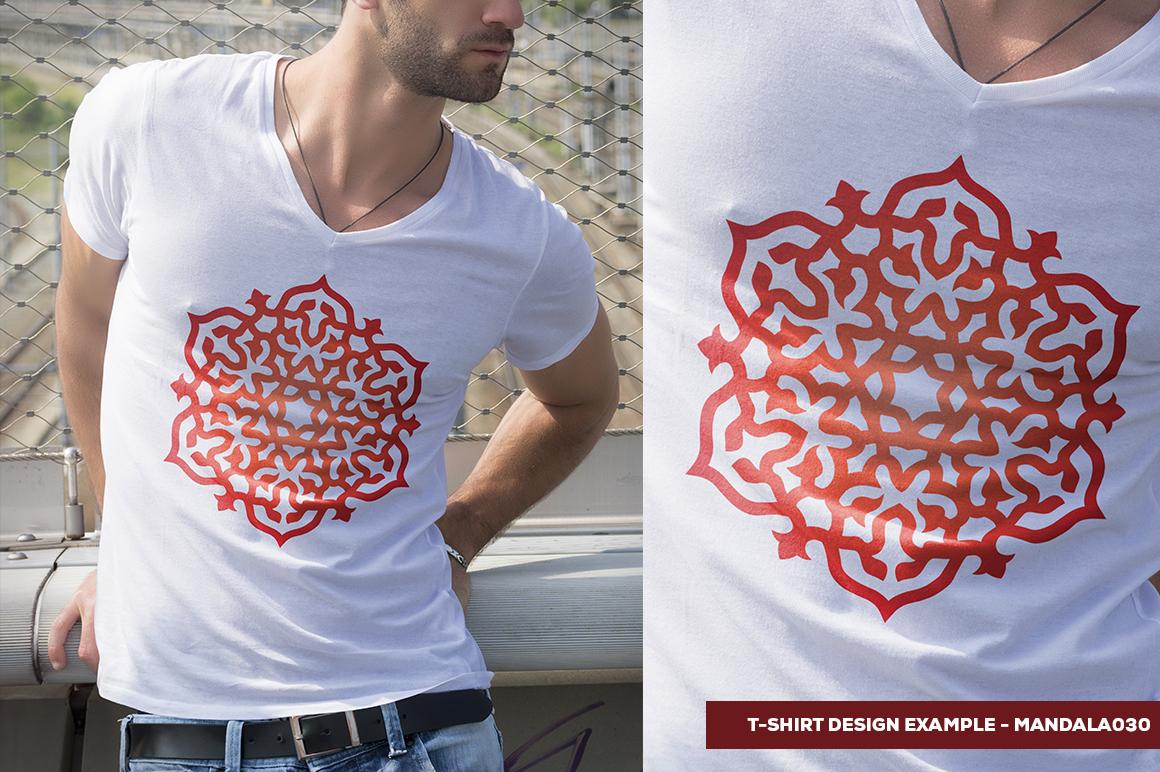 500 Vector Mandala Ornaments example image 42