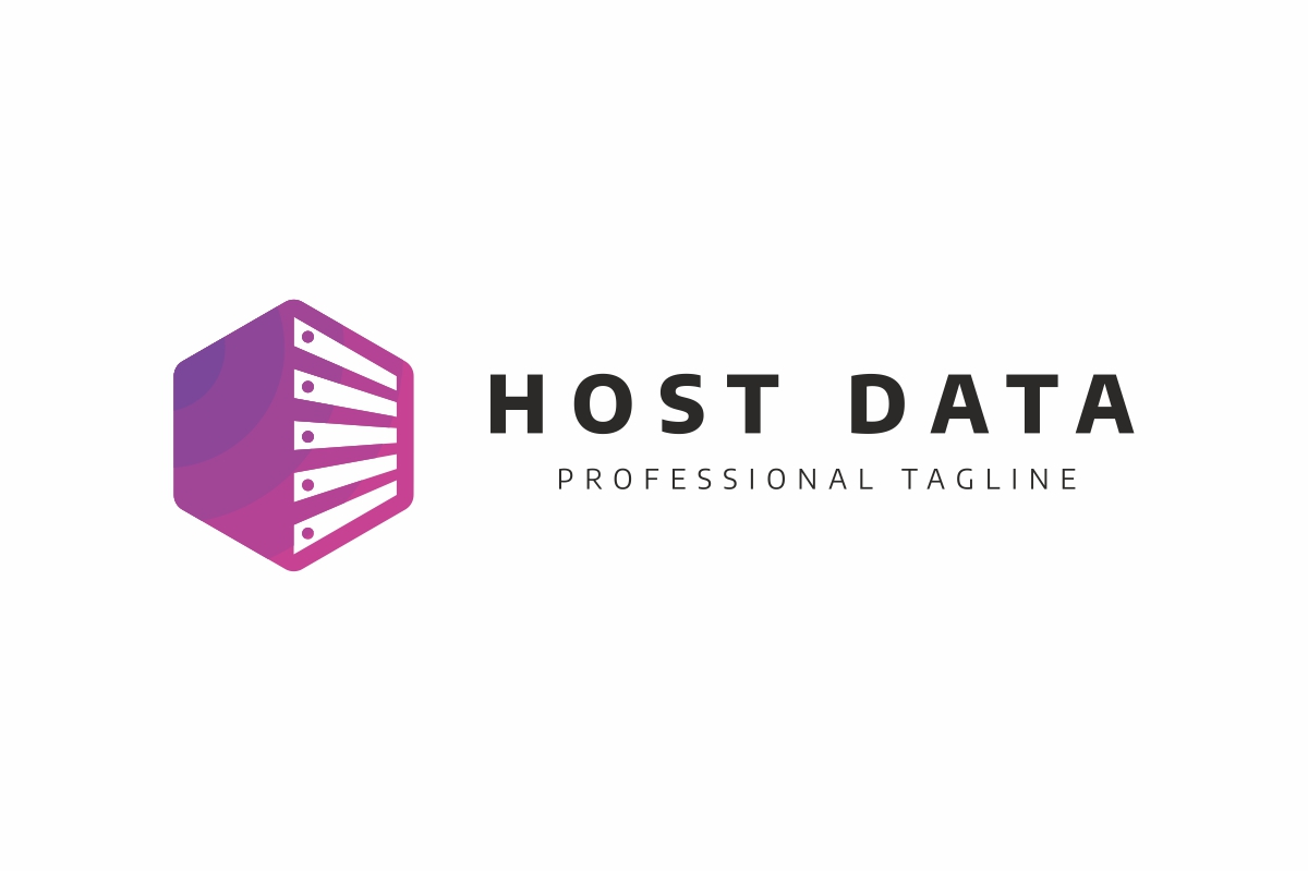 Host Data Logo example image 3