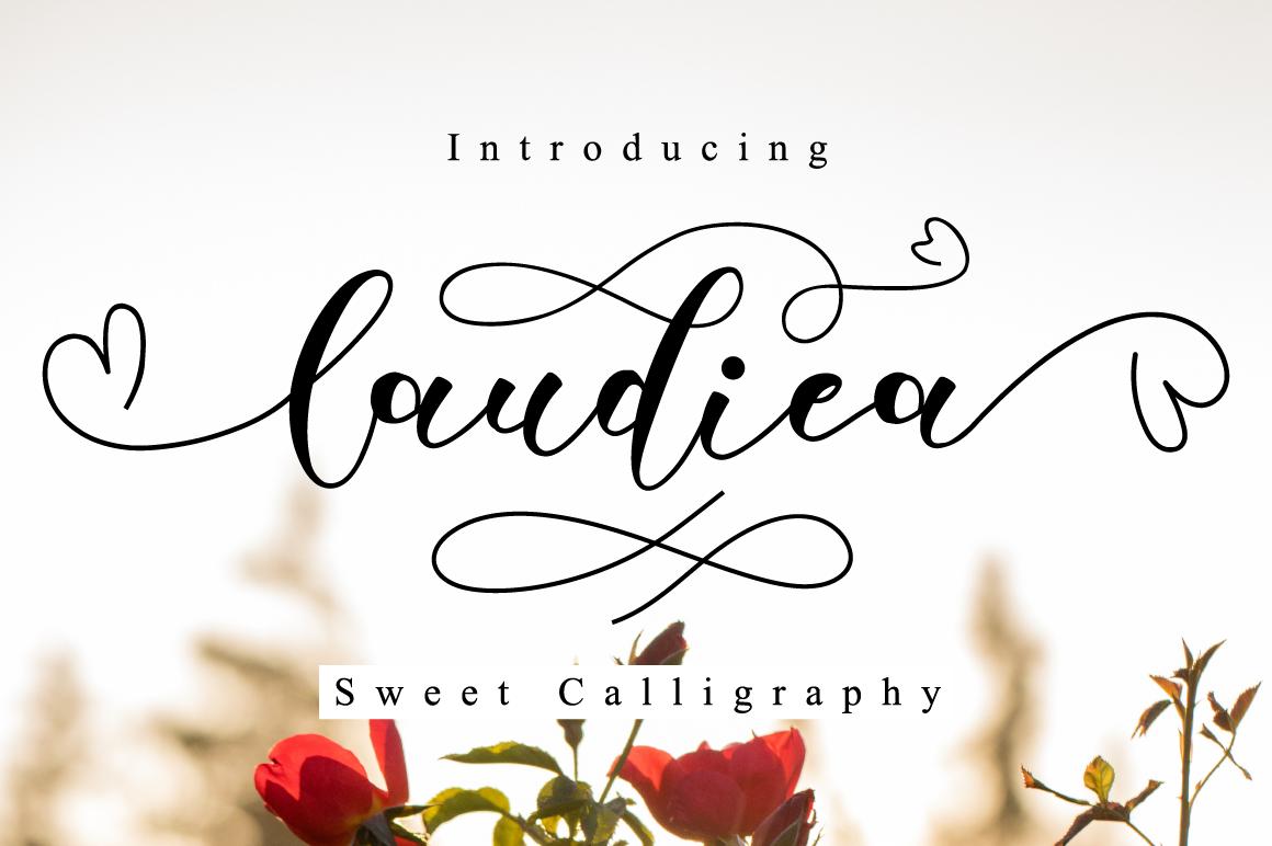 Laudiea Script example image 1