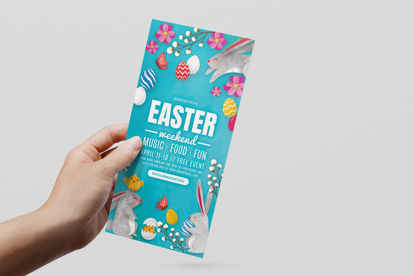 Easter Flyer Templates example image 7