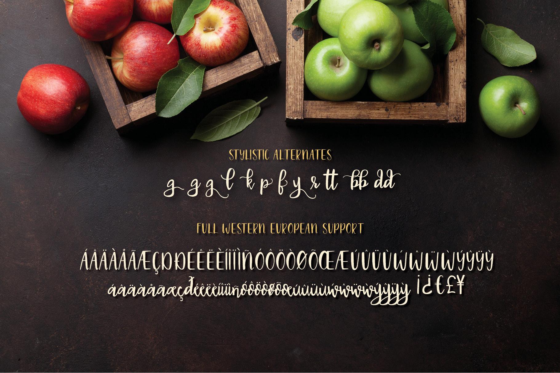 Applebutter Script example image 3