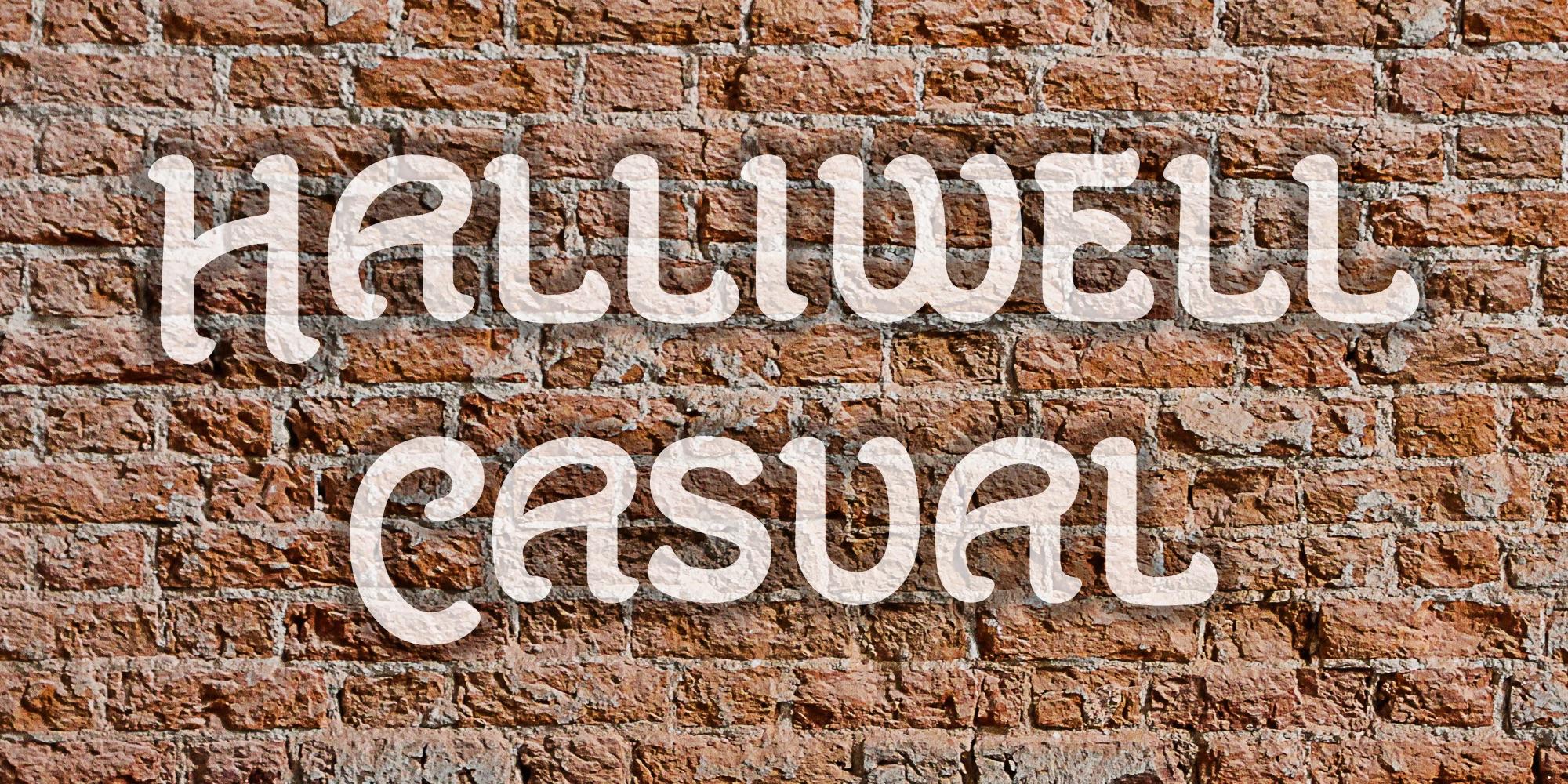 Halliwell Casual example image 9
