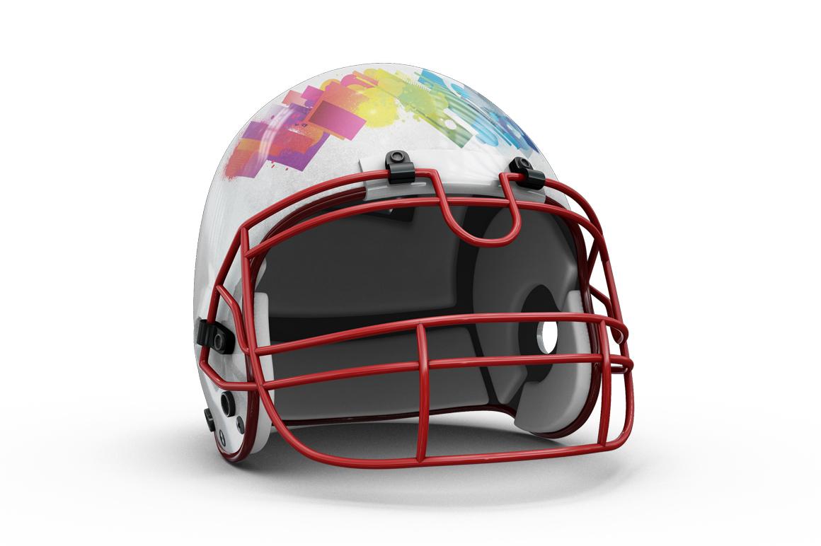 Football Helmet Mockup example image 9