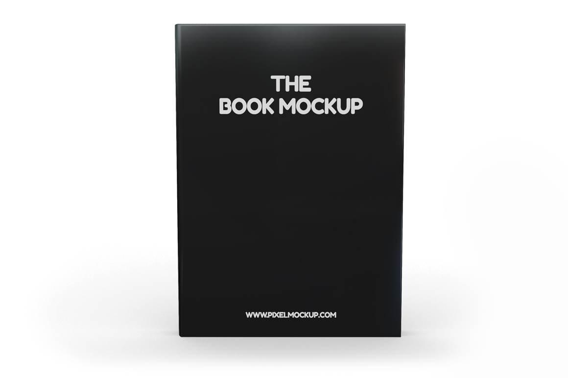 The Book Mockup example image 6