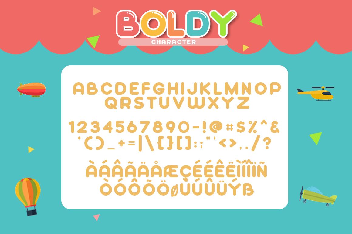 Boldy example image 4