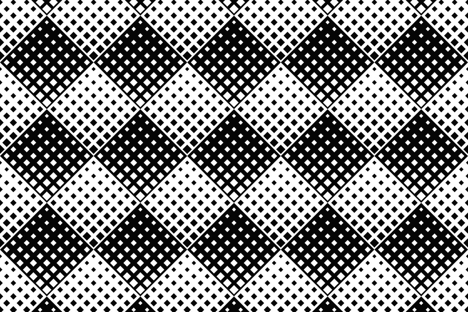 24 Seamless Square Patterns example image 22