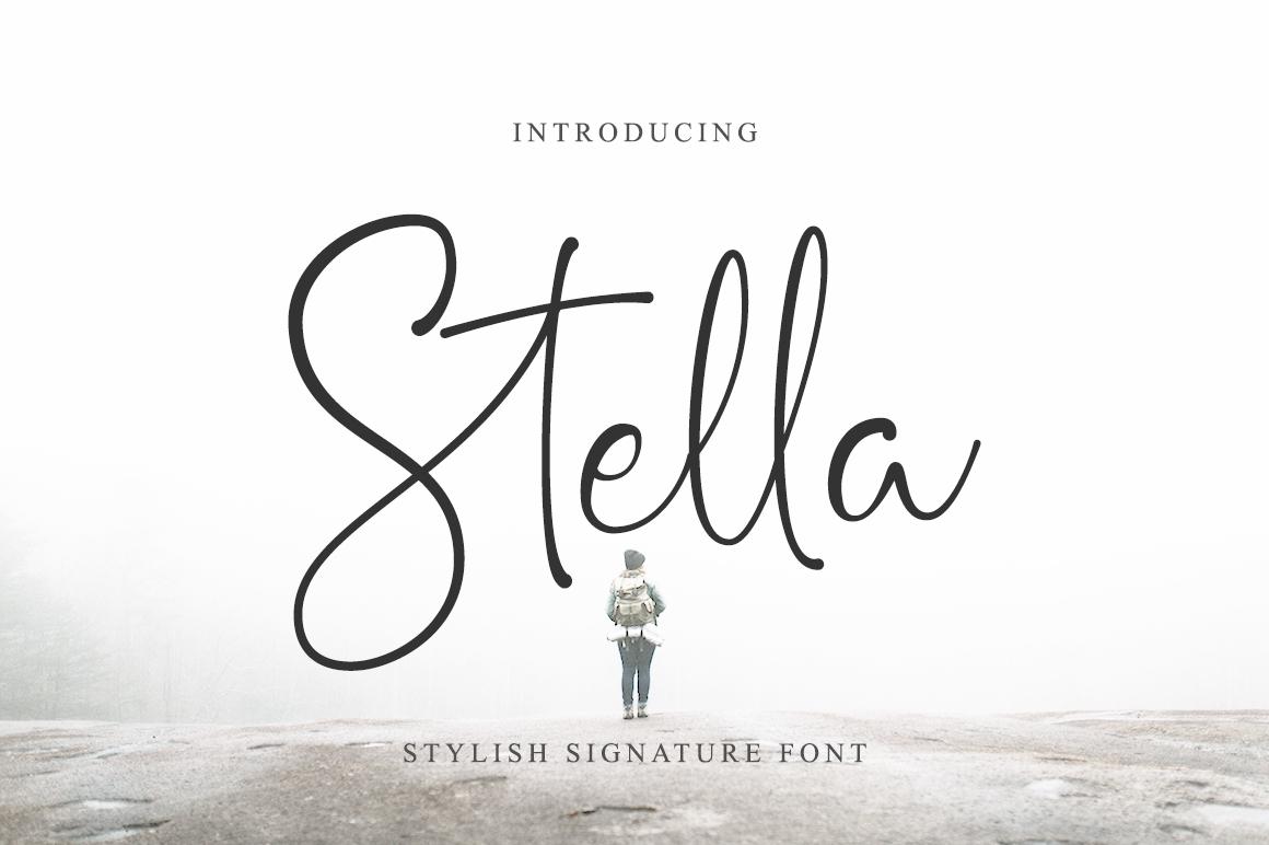 Stella Signature example image 8
