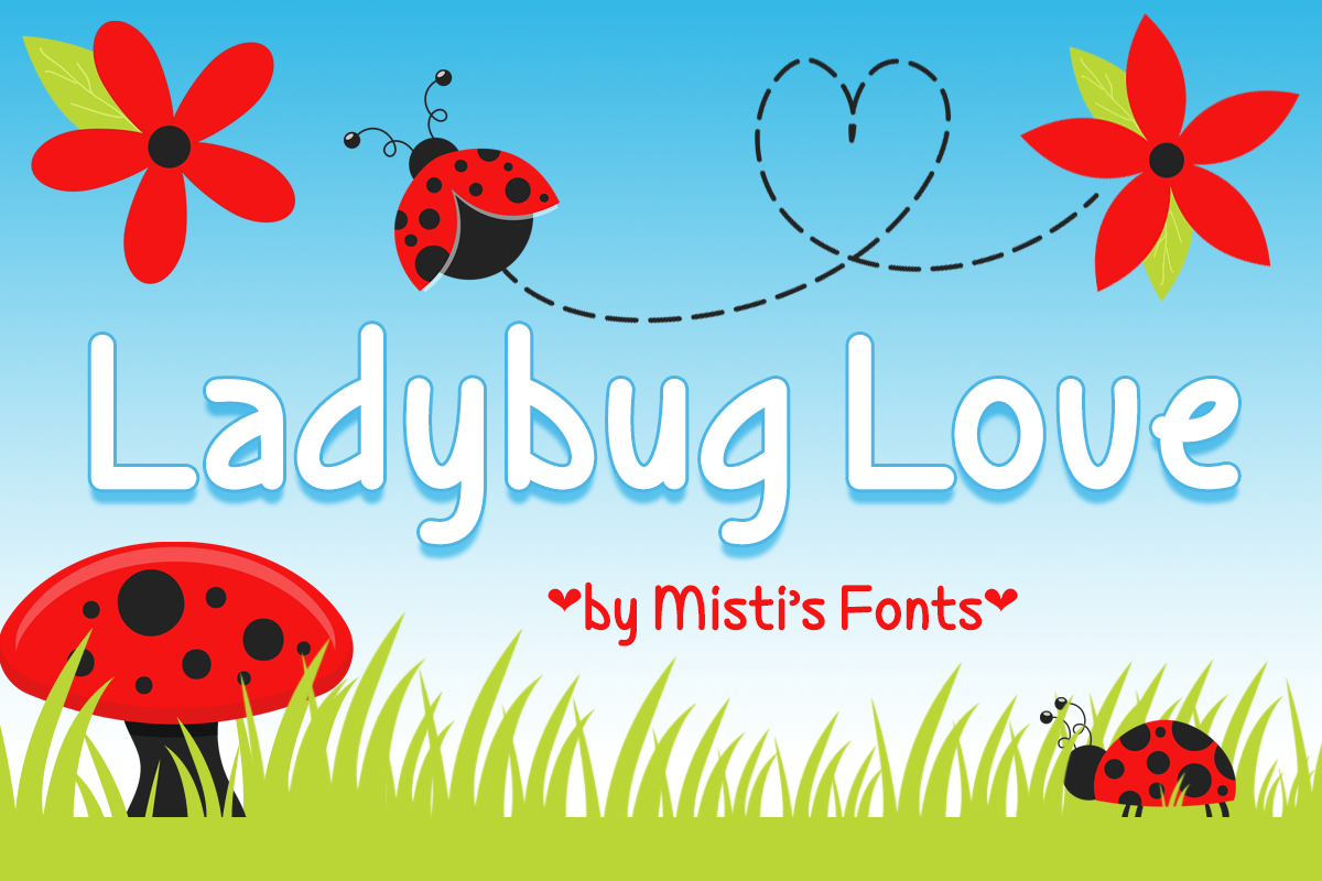 Ladybug Love example image 1