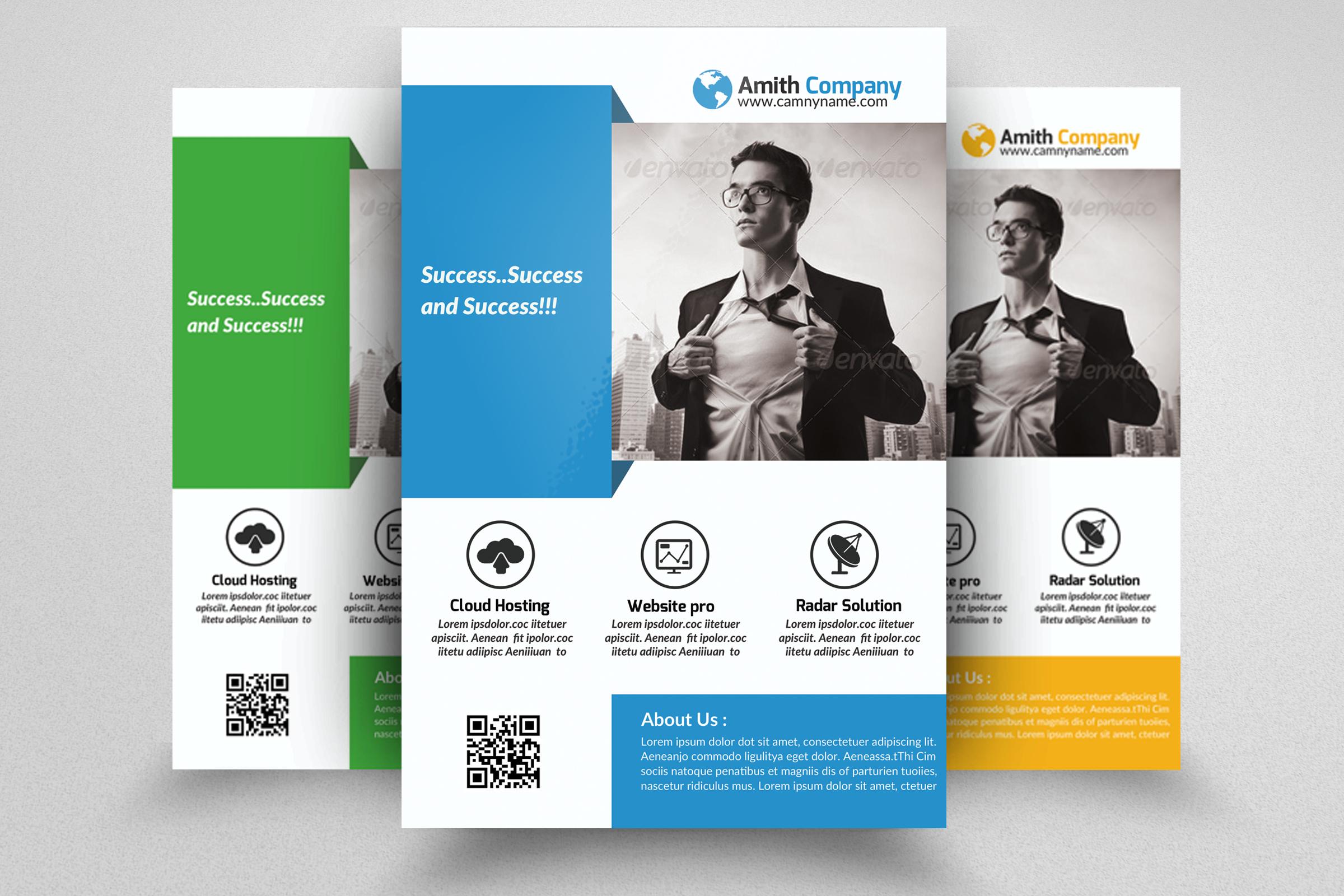 business motivation flyer template. Black Bedroom Furniture Sets. Home Design Ideas