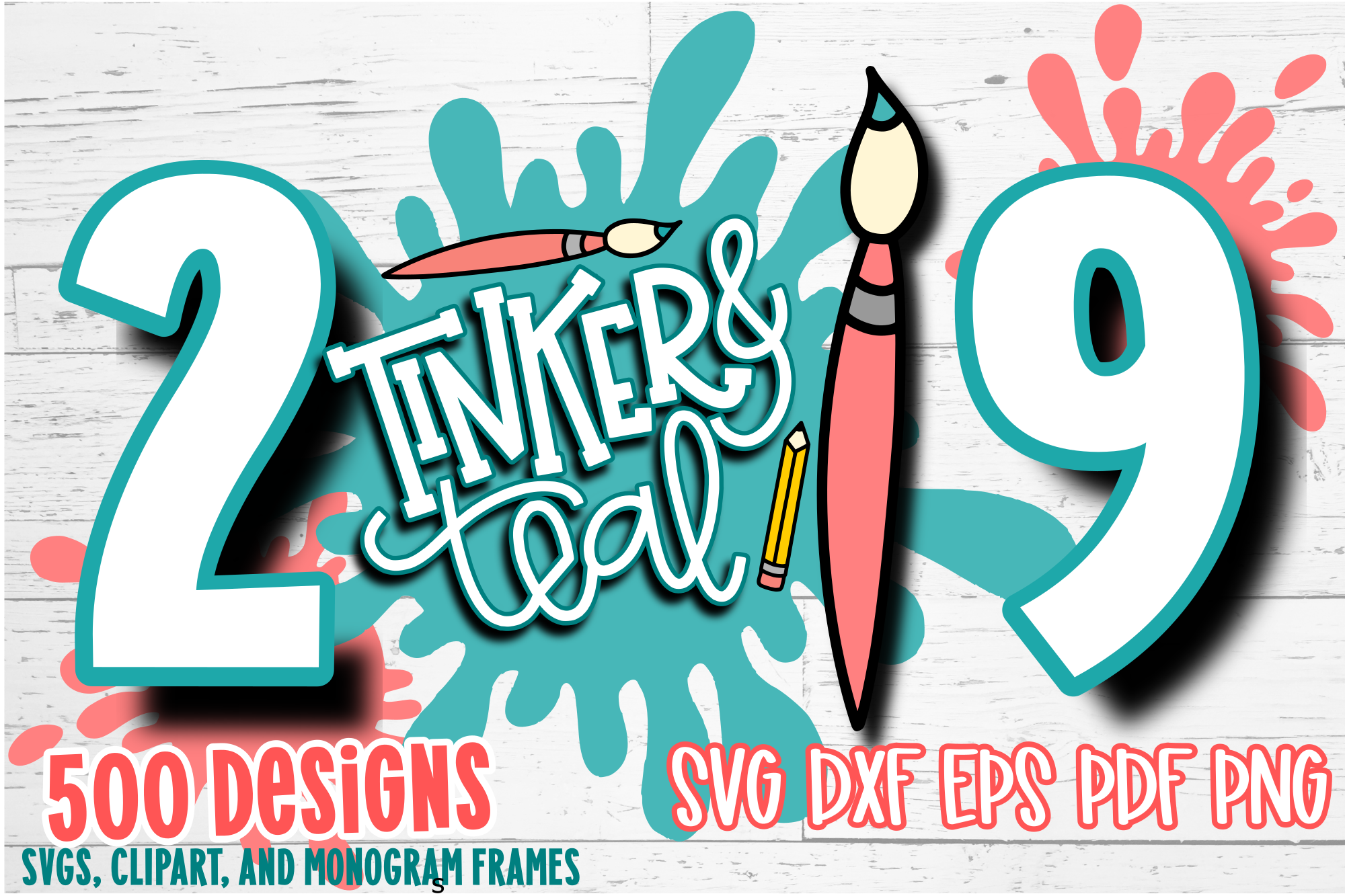 2019 Design Bundle example image 1