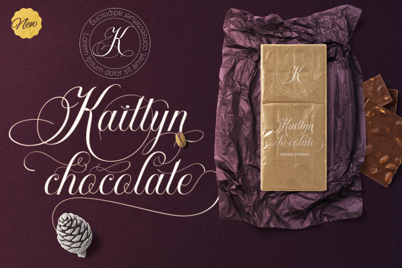 Khatija Calligraphy example image 11