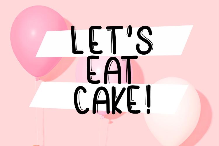 Birthday Cake example image 2