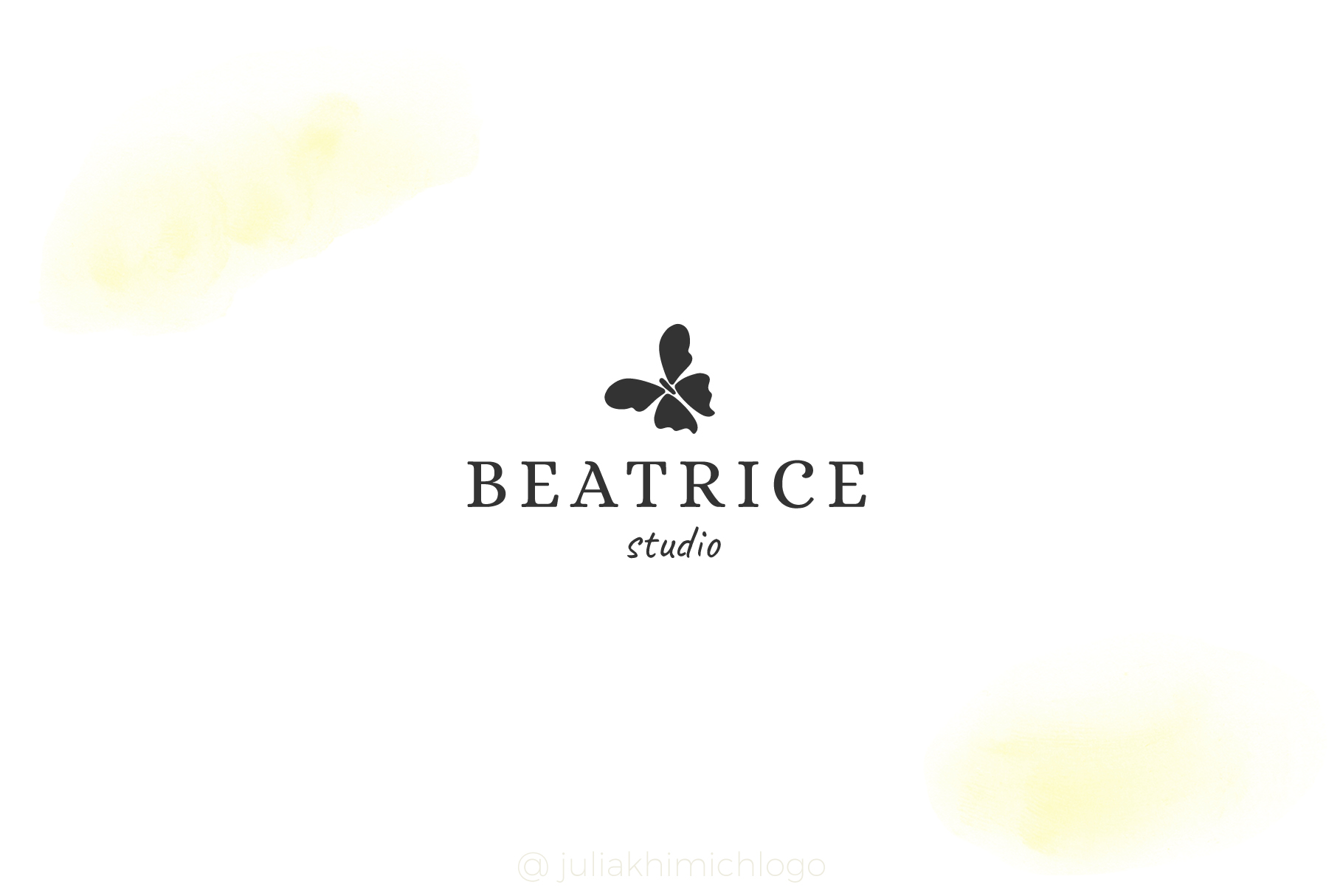 Logo Pack Vol.2. Romantic & Wedding example image 4