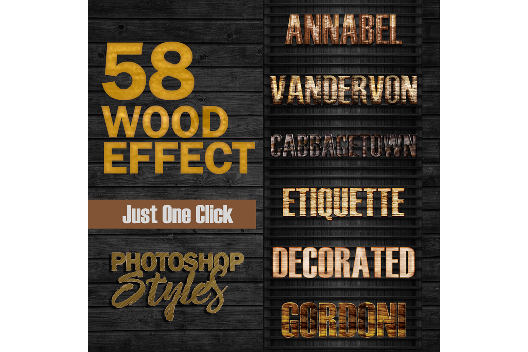1600+ Mega Bundle Photoshop Styles example image 5
