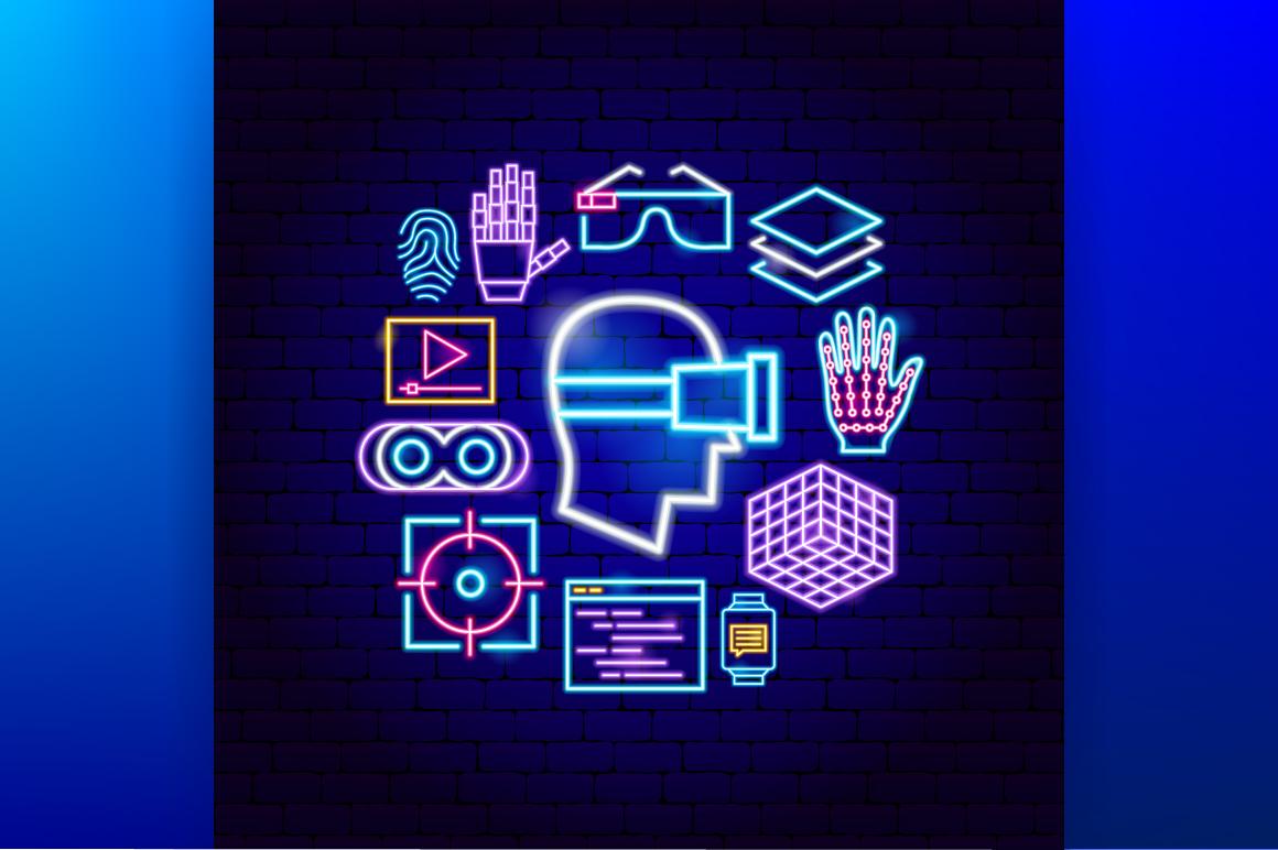 Virtual Reality Neon example image 5
