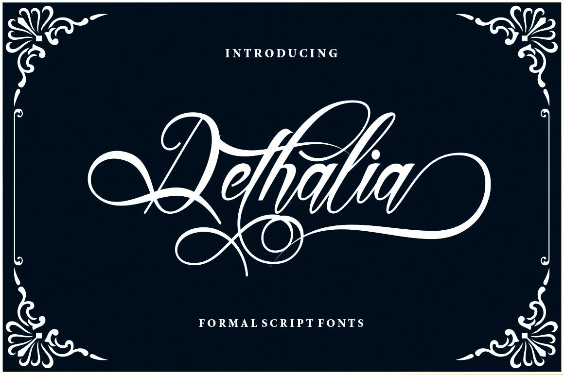 Dethalia example image 1