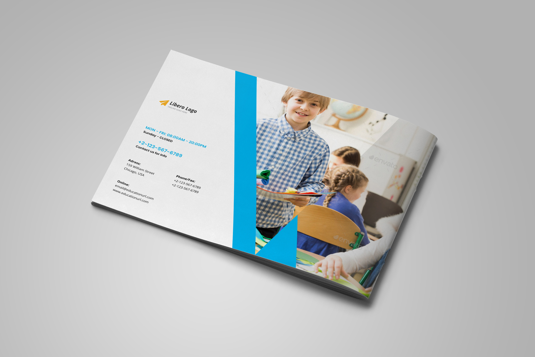 Education Prospectus Brochure v12 example image 12