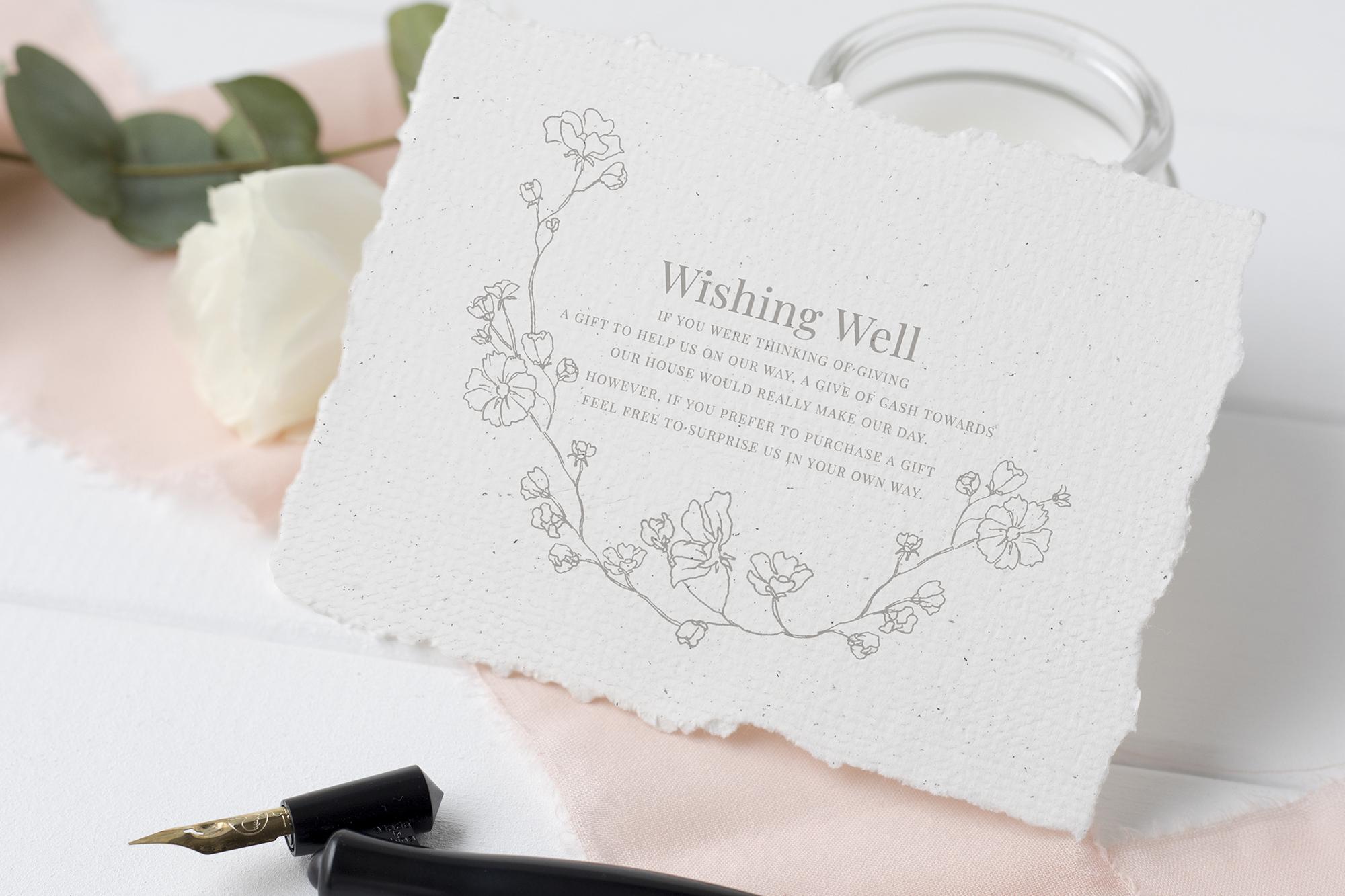 Elegant Floral Wedding Suite example image 6