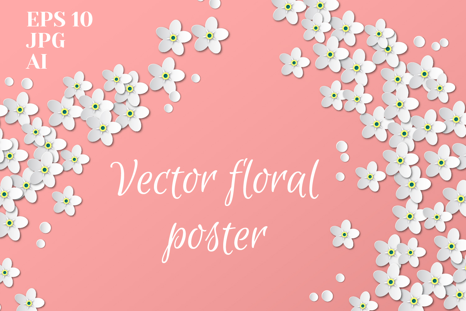 Forget-me-not posters example image 1