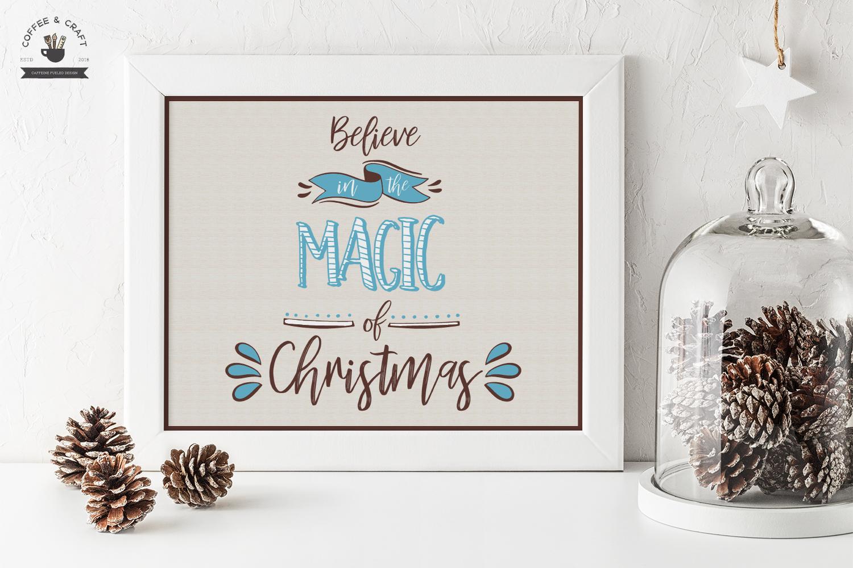 Christmas Tree Words example image 3