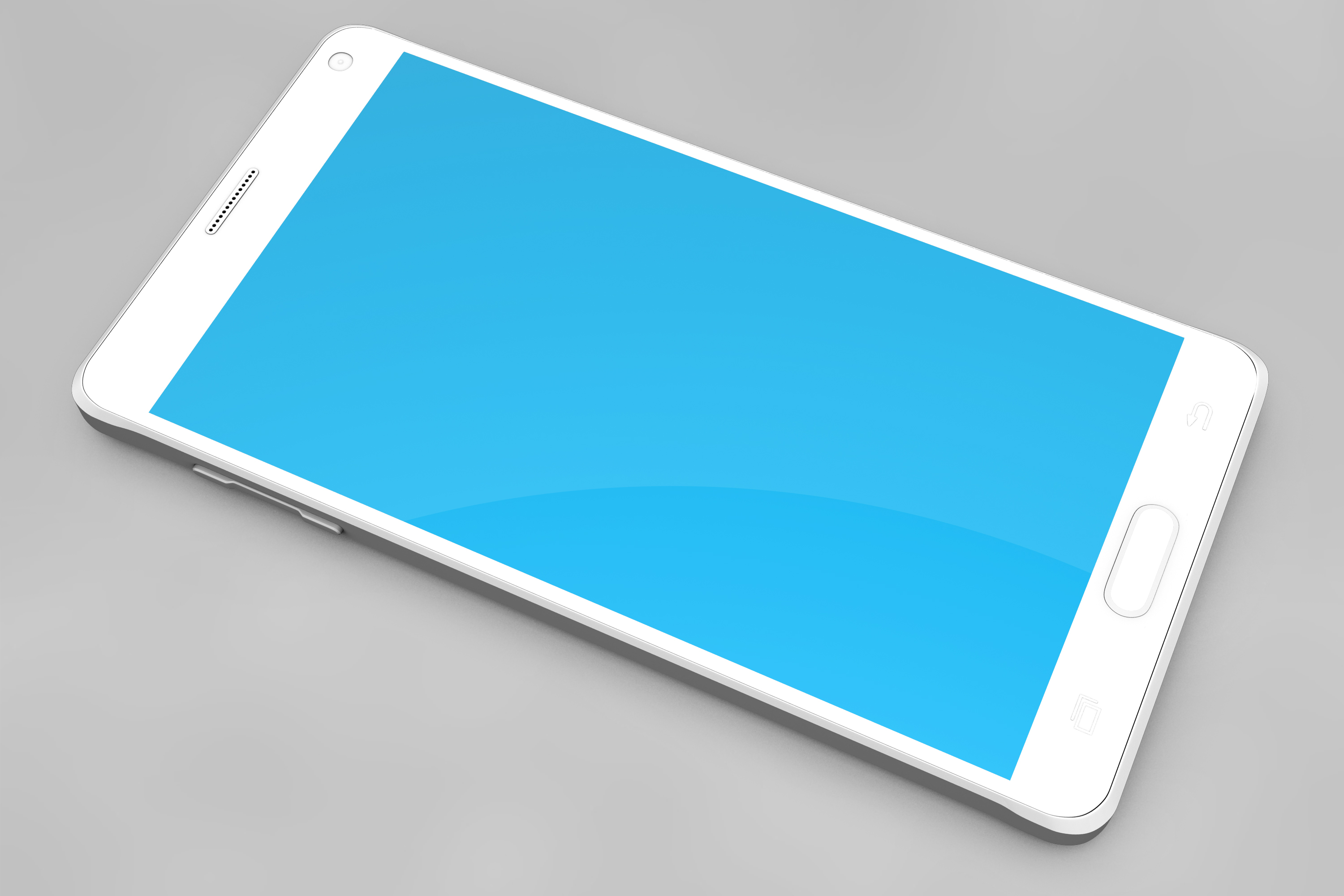 Samsung Galaxy Note 4 Mock-up example image 8
