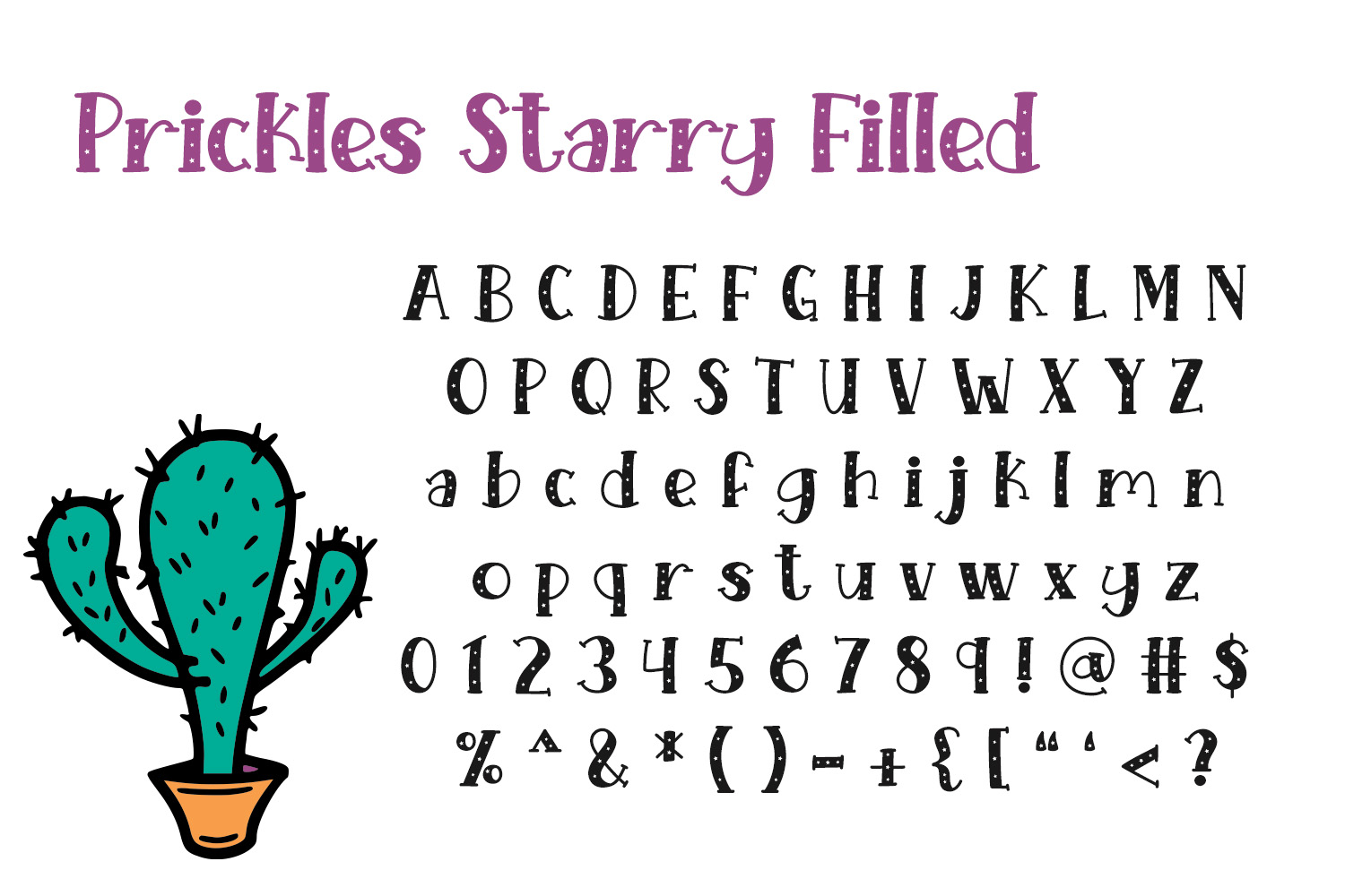 Prickles Complete Collection example image 10