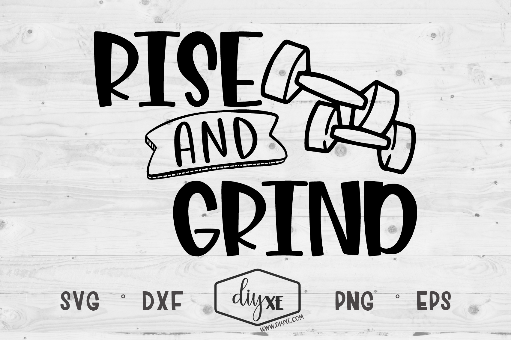 Rise and Grind example image 2