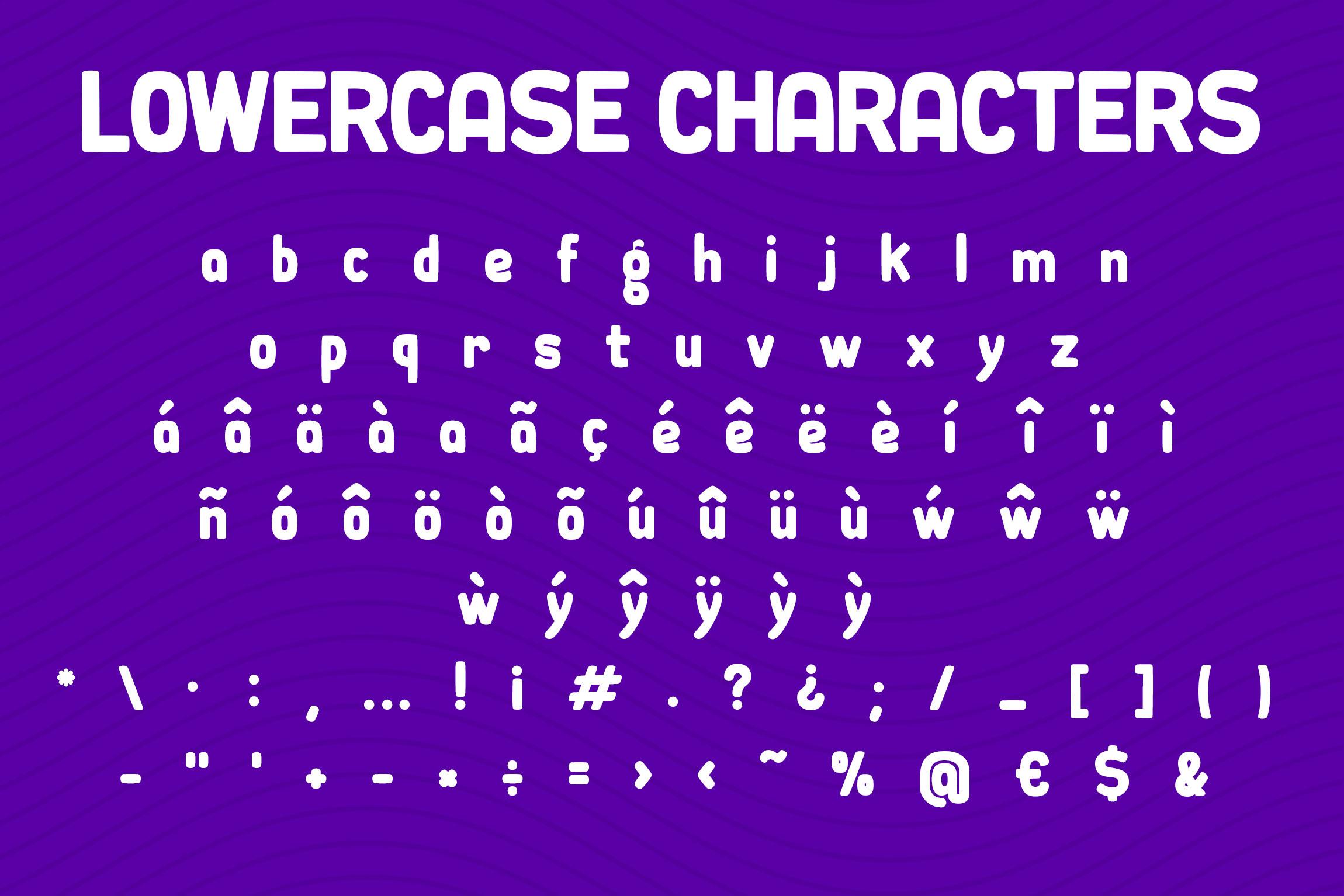 Lucita - Fun Sans Font example image 7