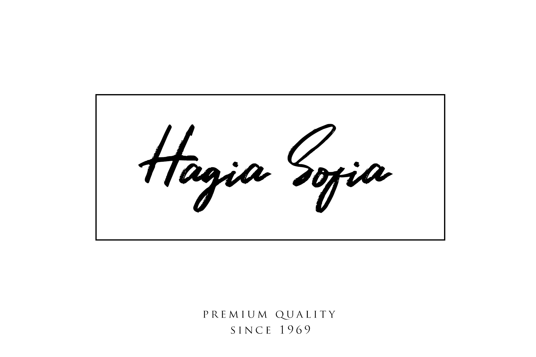 Hariston - Classy Signature Font example image 3