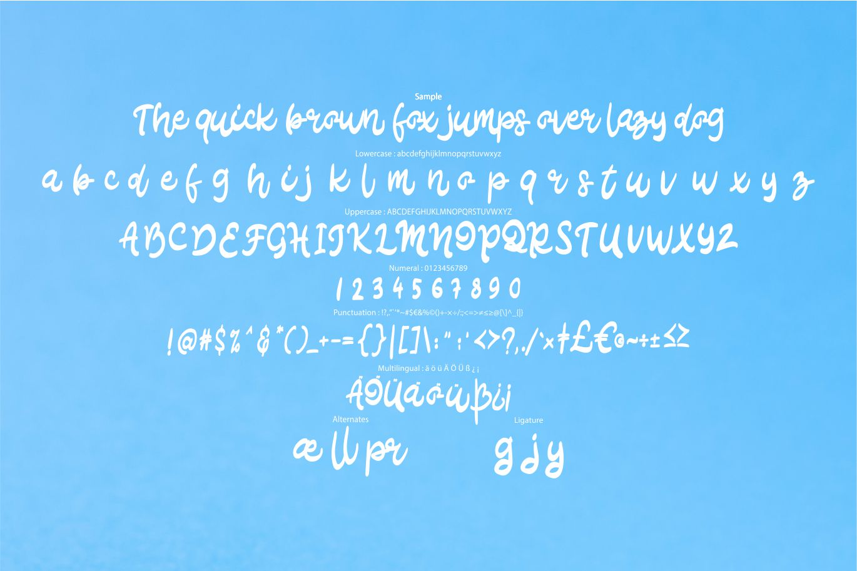 Alrte | Modern Scriptotype Font example image 6