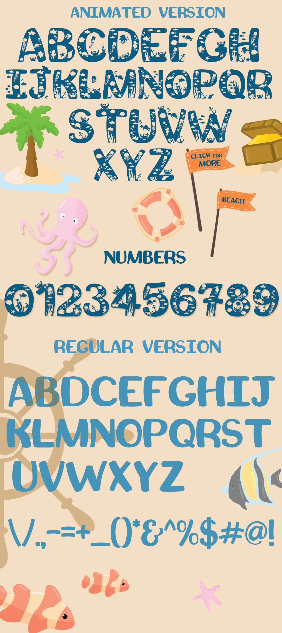 Squishy Craft Font example image 2