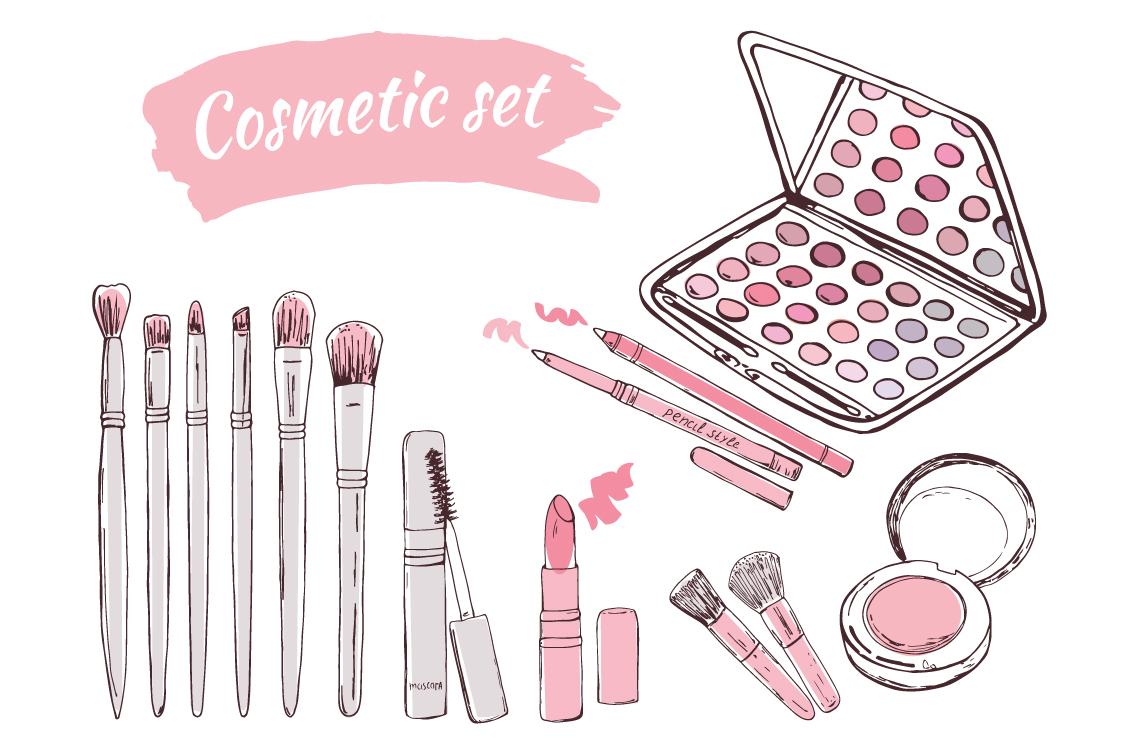 Sketch Beauty & cosmetics. example image 3