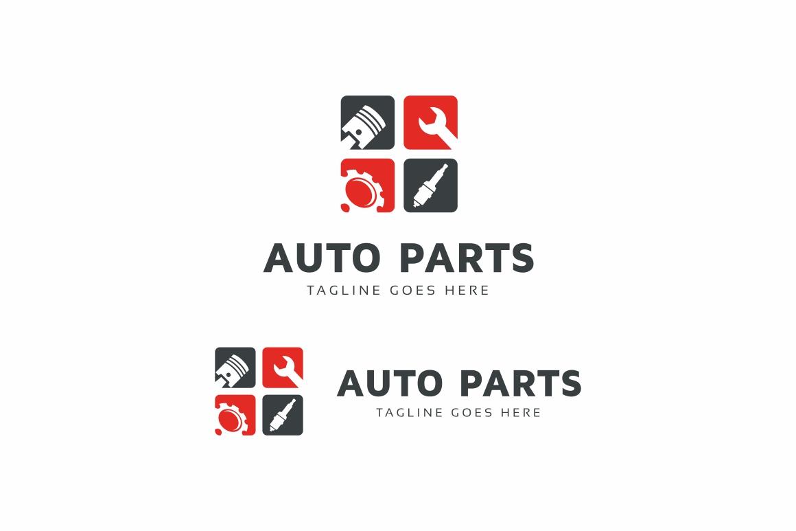 Auto Parts Logo example image 4