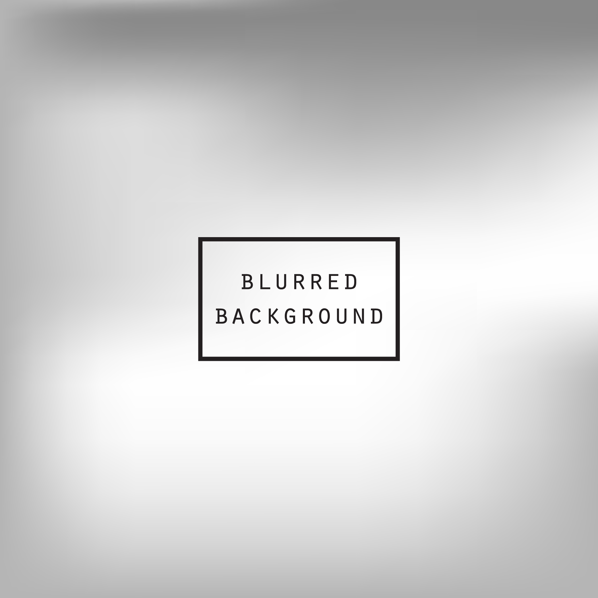 Blurred silver abstract gradient background example image 3