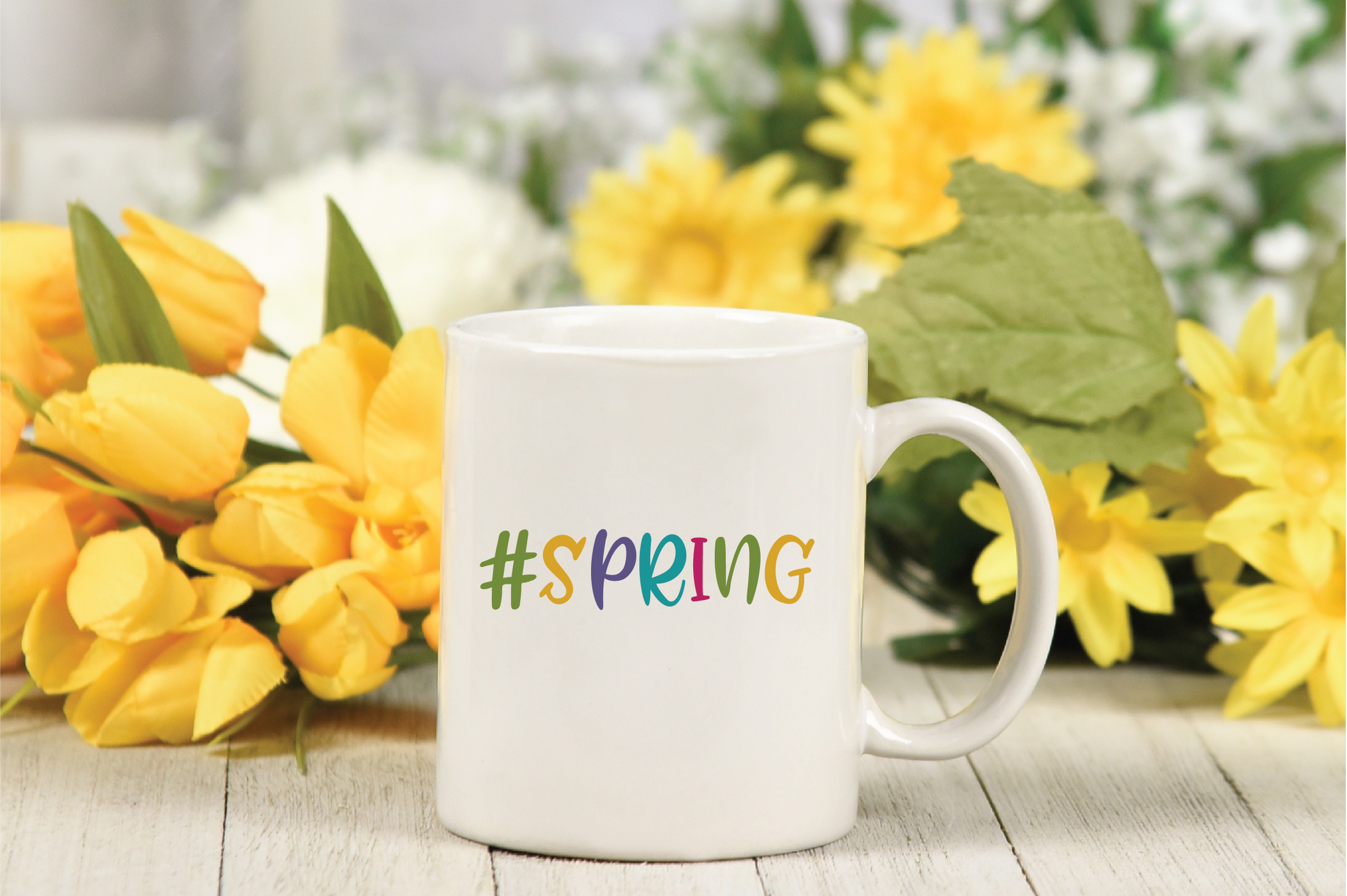 #Spring SVG Cut File - Spring SVG DXF EPS PNG JPG AI example image 3