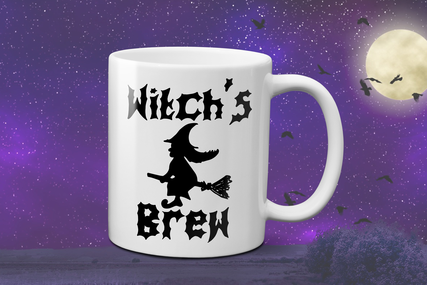 Witch's Brew - A Spooky Hand Drawn Font + Extra's example image 3