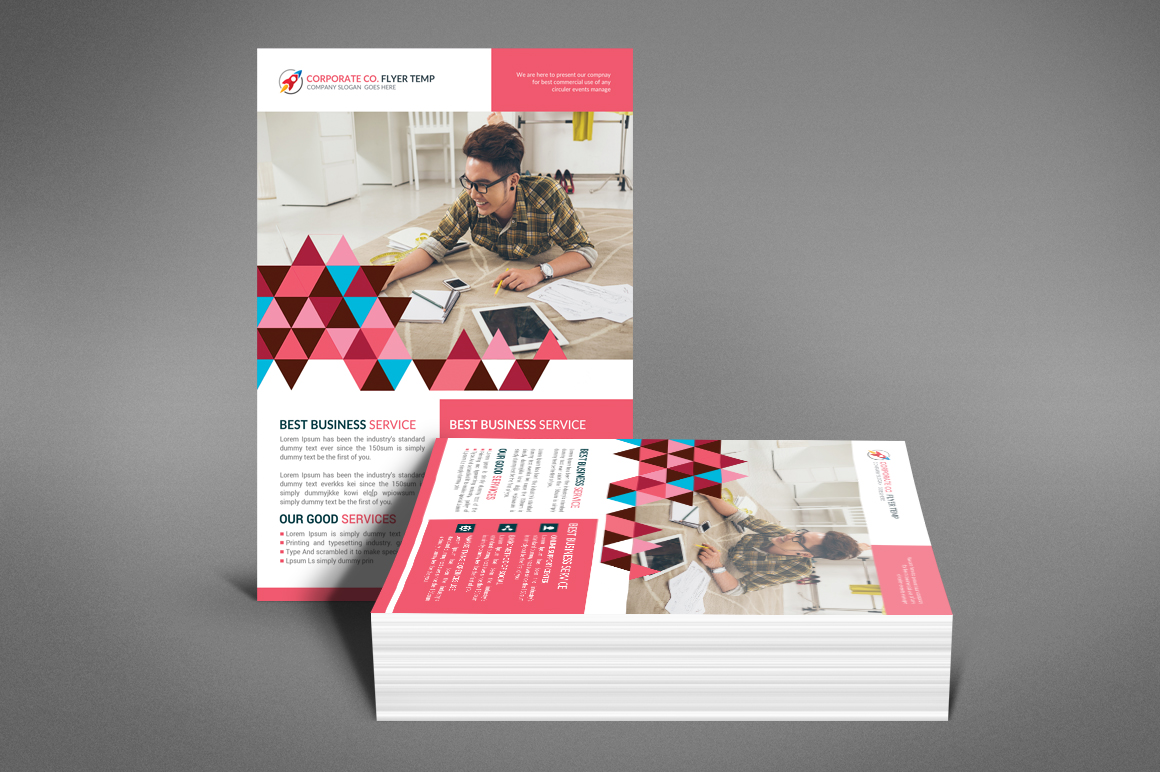 Company Flyer example image 2