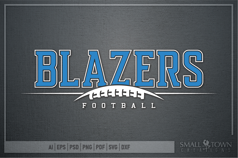 Blazer, Blazers Football, Sports, Design, PRINT, CUT, DESIGN example image 5