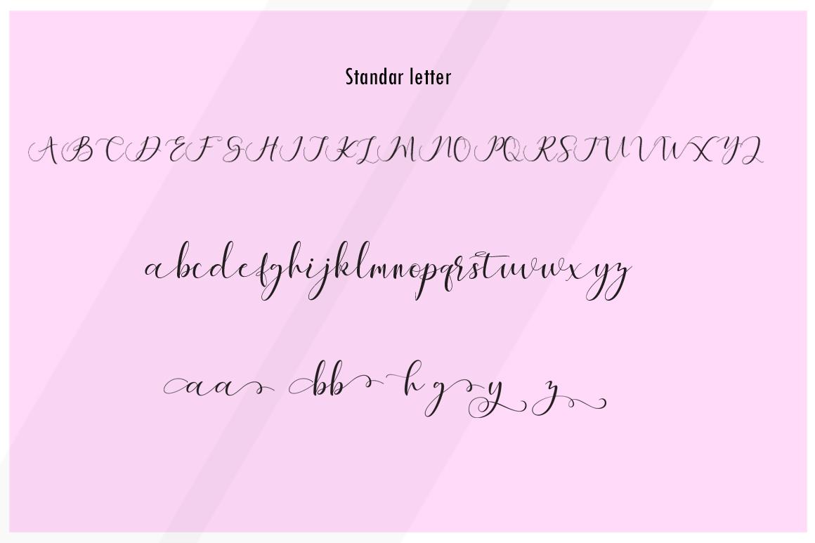 Maheria Script example image 4