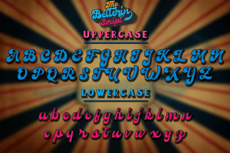 Bellerin Script example image 5