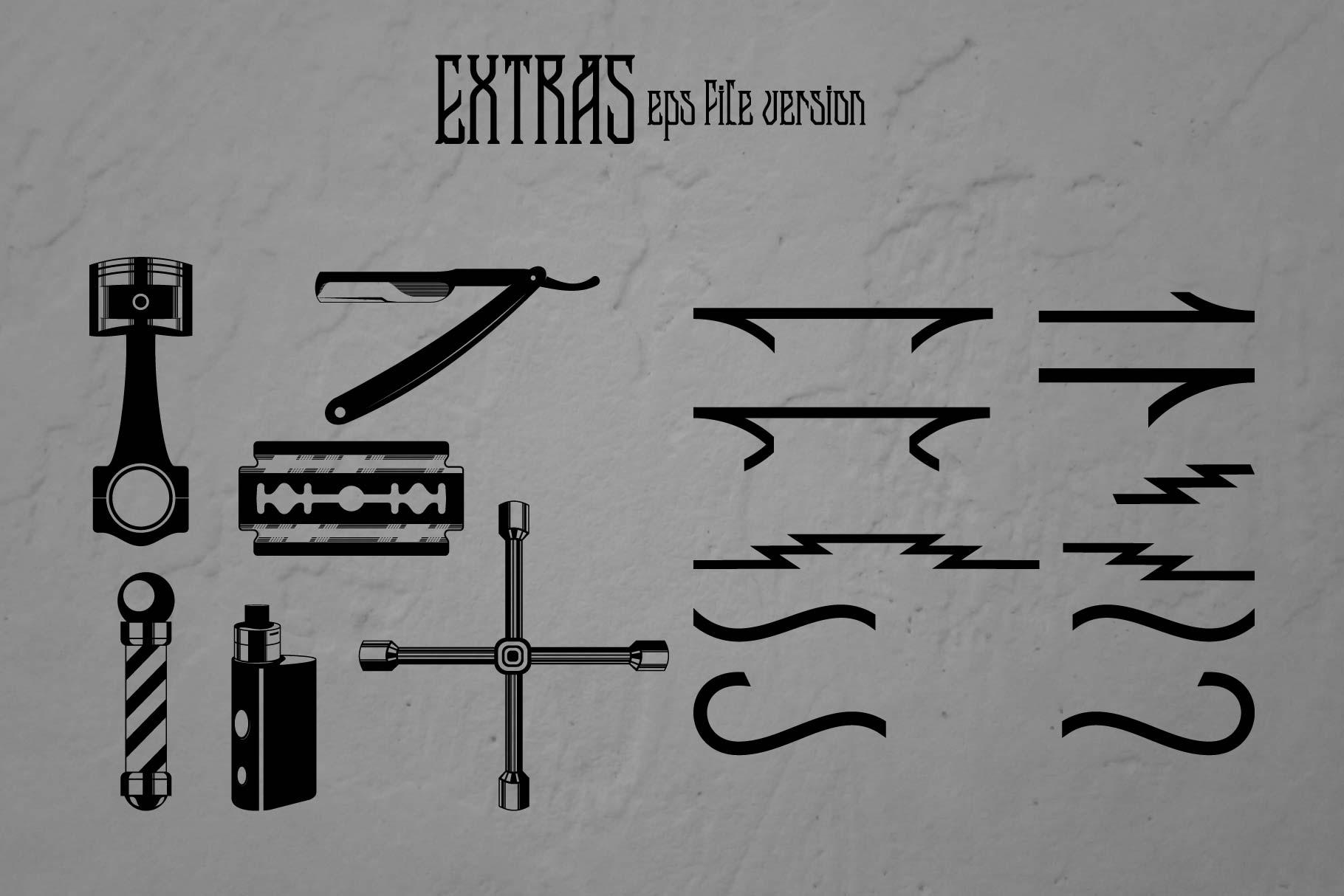Braga & extras example image 4
