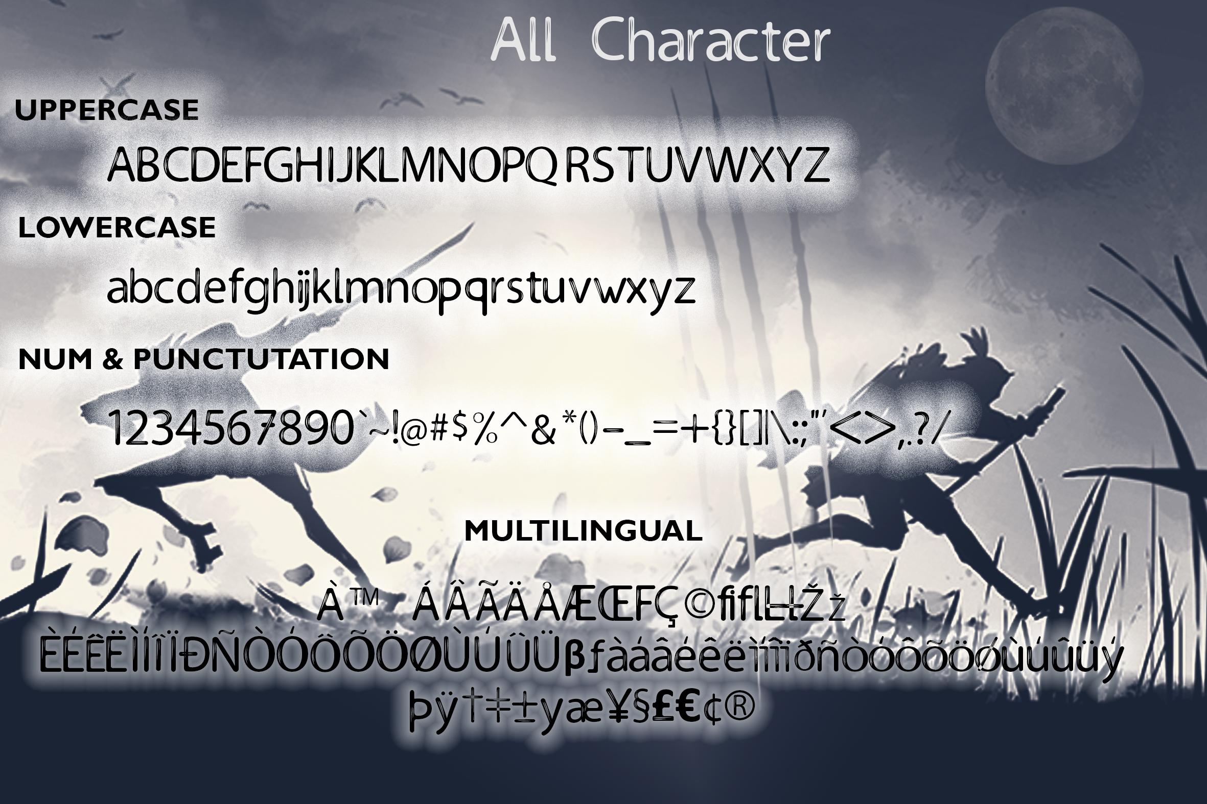 Gores Sans example image 2