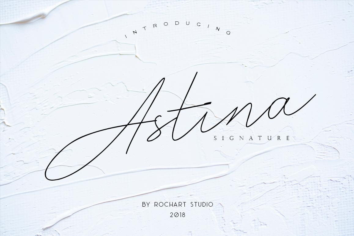 Astina example image 1