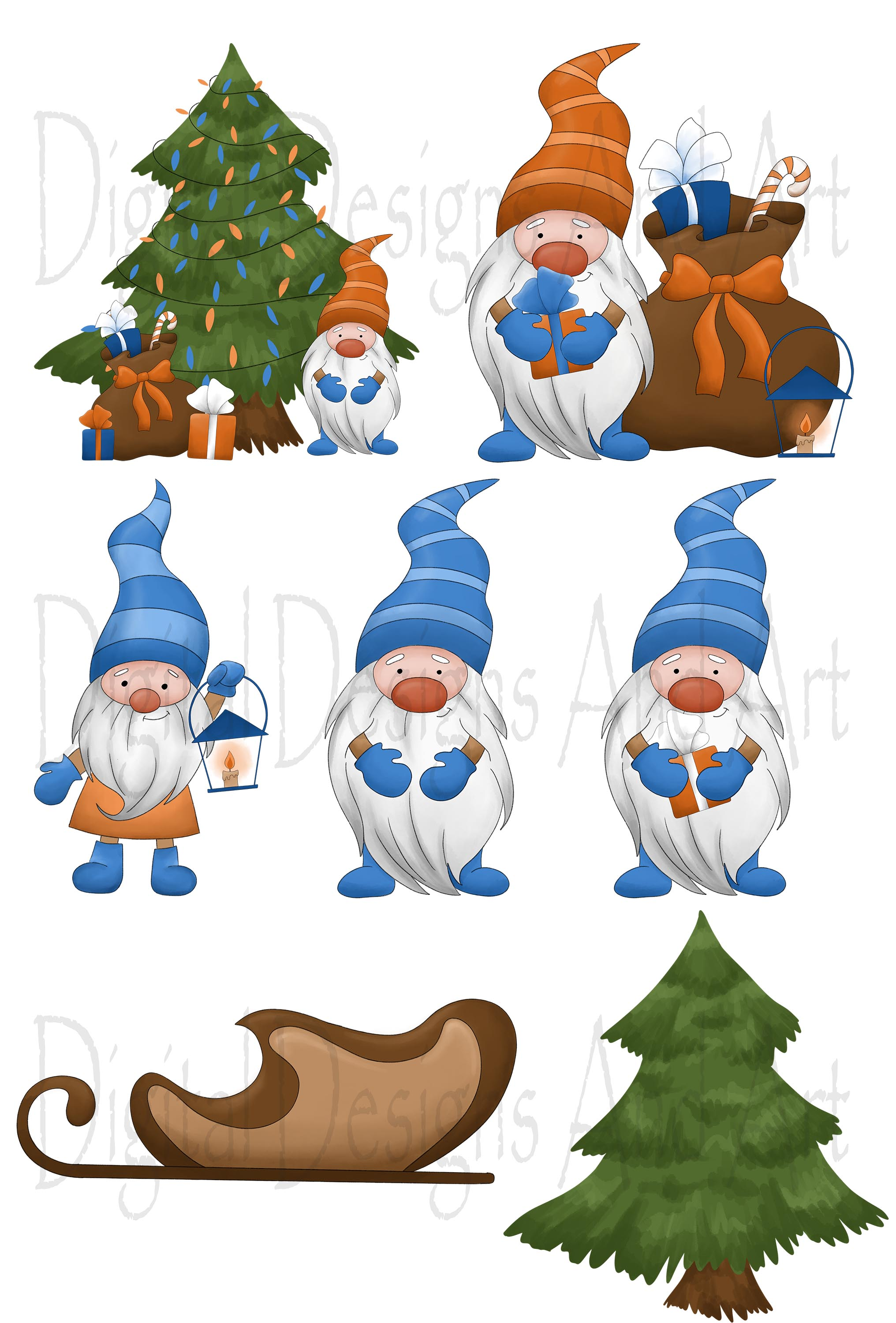 Dwarf clipart example image 4