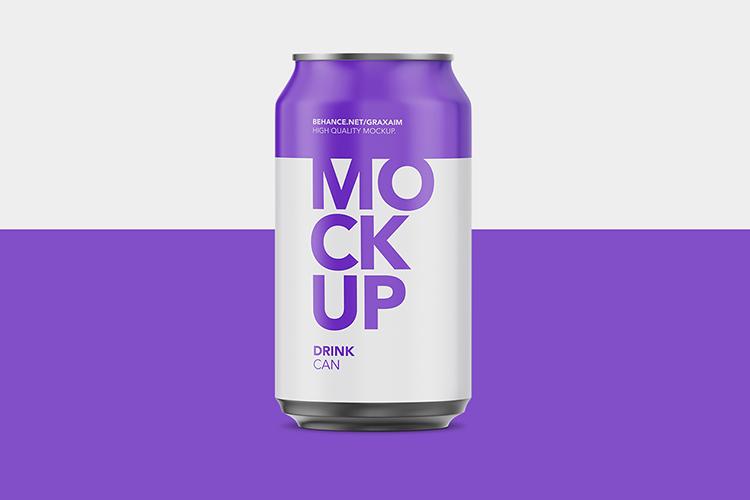 Drink Cans - Bundle Mockup example image 7