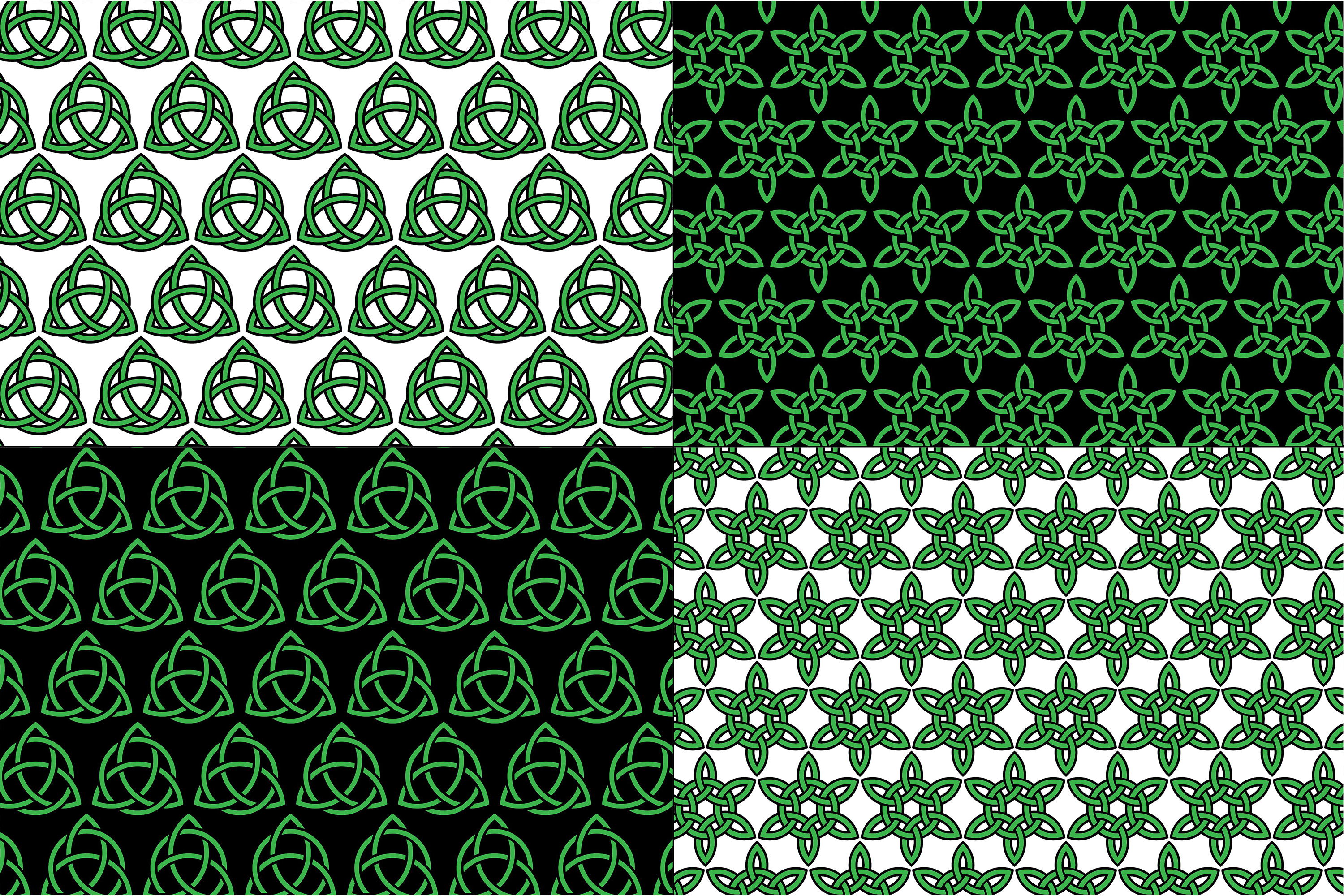 Celtic Knot Patterns example image 4