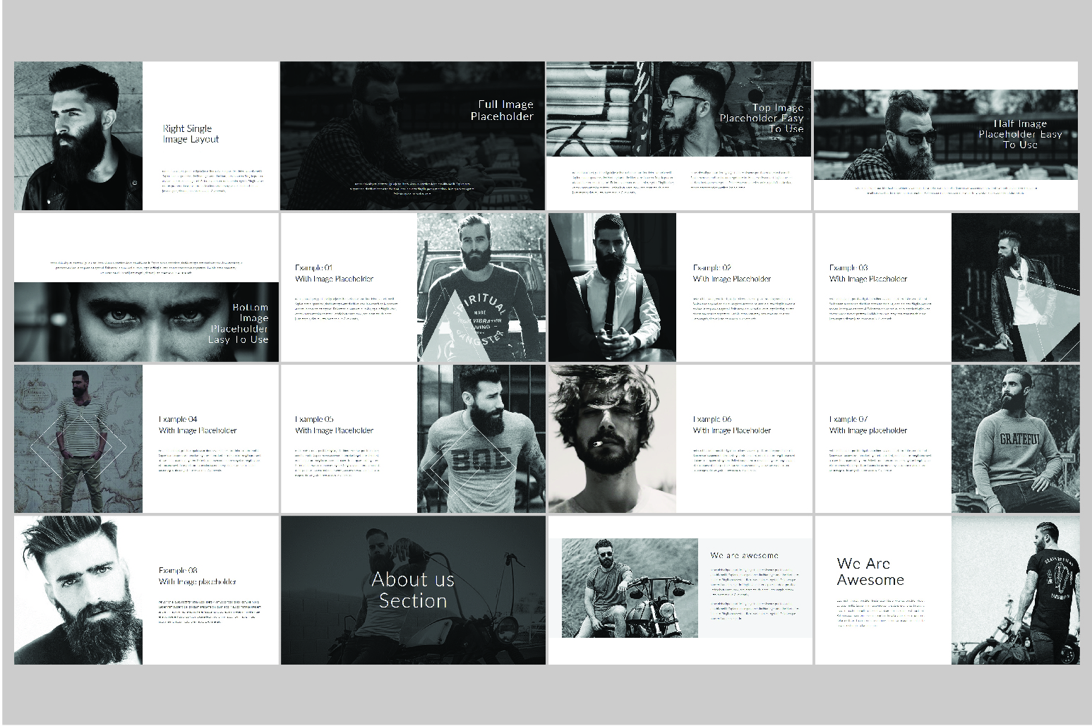 Hipsteria Business Keynote Template example image 9